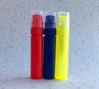 флакон для антисептика, пластиковый атомайзер, мини флакон