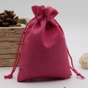 Мешочек 9х13 см. текстильный Экостиль