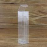 Коробка прозрачная